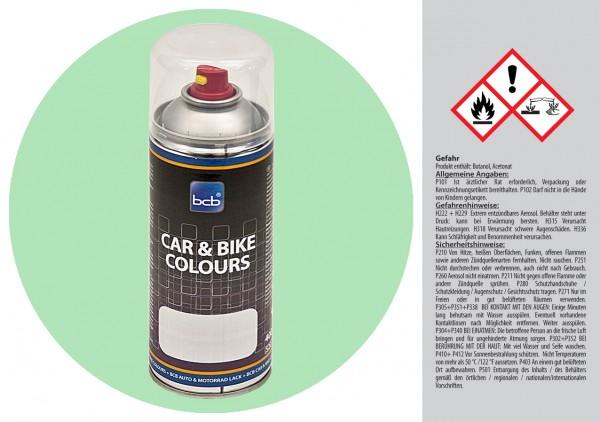 Acryllack in RAL Classic 6019 Weissgrün