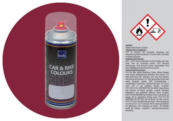 Acryllack in RAL Design 0103035 Anthrazitrot