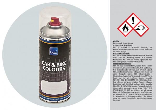 Acryllack in RAL Classic 7035 Lichtgrau