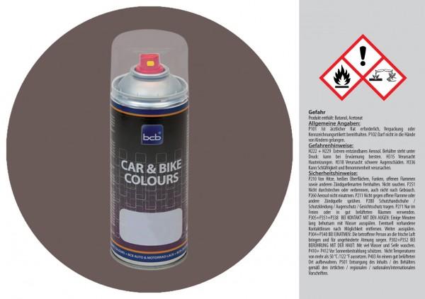 Acryllack in RAL Design 0404005 Aschbraun
