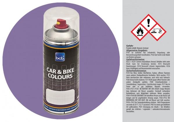 Acryllack in RAL Classic 4011 Perlviolett