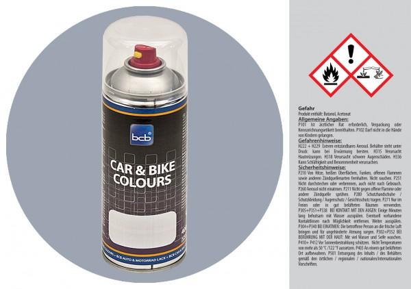 Acryllack in RAL Classic 7040 Fenstergrau