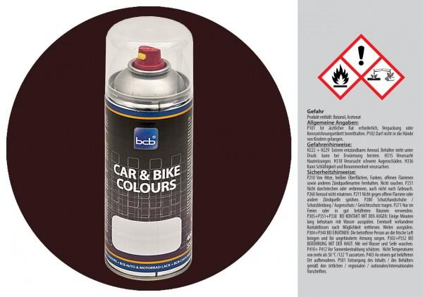 Acryllack in RAL Classic 8017 Schokoladenbraun