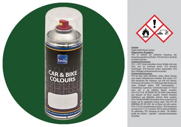 Acryllack in RAL Classic 6035 Perlgrün