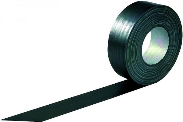 Gewebeband Black Tape wärmebeständig 50mm x 50m
