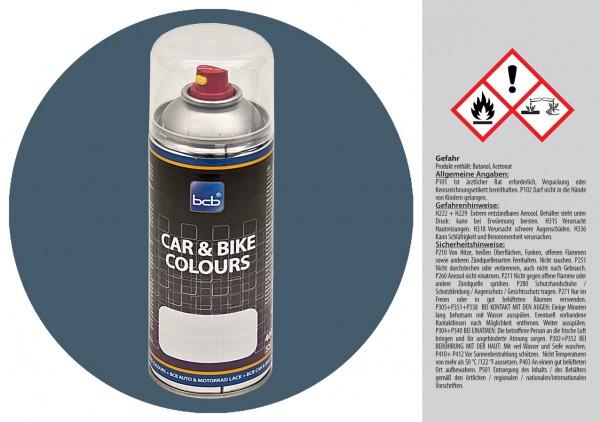 Acryllack in RAL Classic 7031 Blaugrau