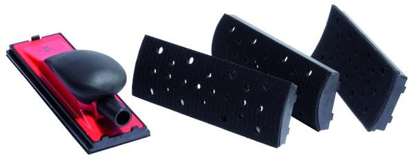 Schleifklotz-Set Sanding Block 198 mm Kit CS