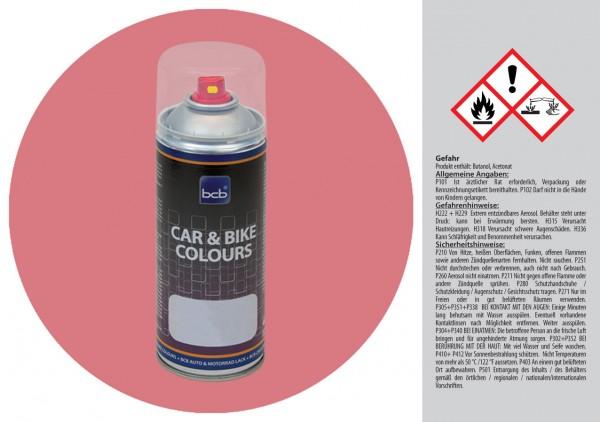 Acryllack in RAL Design 0206030 Begonienrostrose