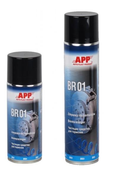Bremsen- und Motorreiniger BR 01 APP - 600ml