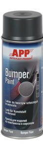 1K Kunststofflack Bumper Paint grau Spray APP - 400ml