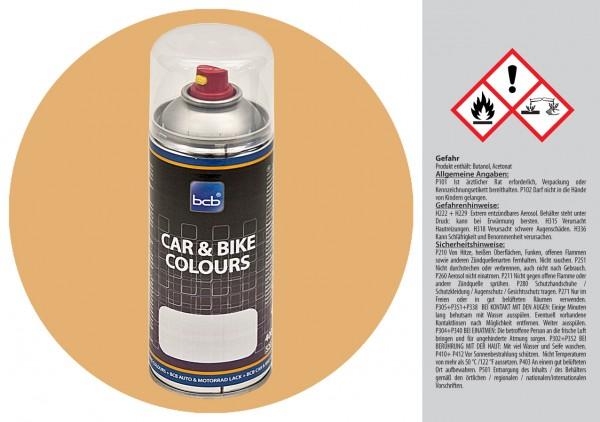 Acryllack in RAL Classic 1002 Sandgelb