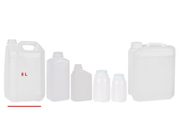 Behälter mit Skala und Verschluss 5L APP 1St.