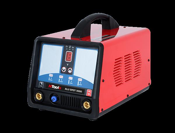 Digitaler Spoter NTools ALU SPOT 3000 mit Zubehör