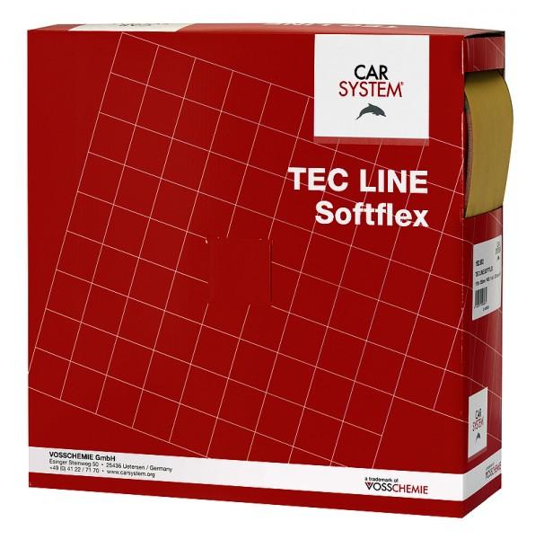 Schleifpapier auf Schaum Tec Line Softflex P400 - 200St.