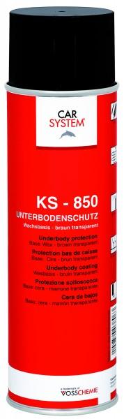 Unterbodenschutzwachs braun KS-850 CS - 500ml