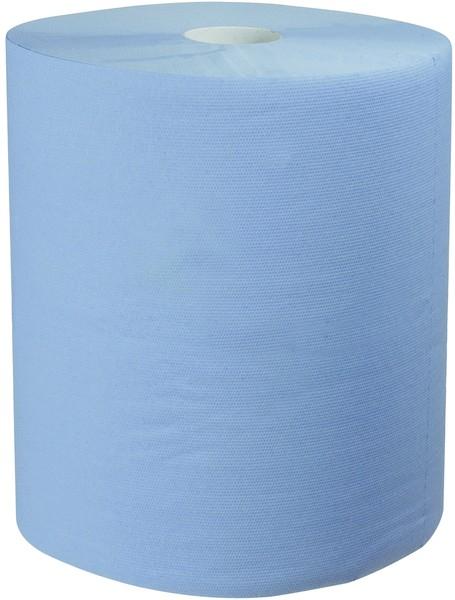 Papierputztuch Car Clean Double Blue - 1000 Abrisse