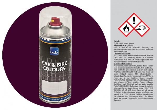 Acryllack in RAL Classic 4007 Purpurviolett