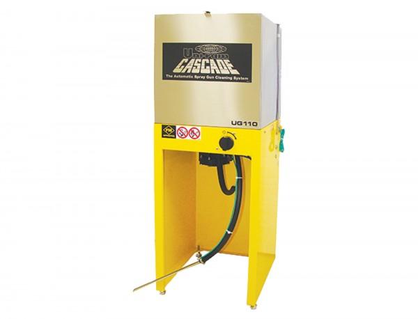 Waschanlage für Spritzpistolen für Wasser- und Basislacke Uniram UG110