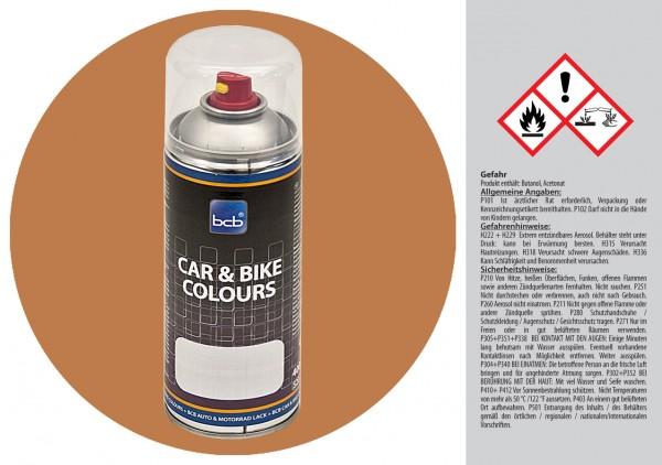 Acryllack in RAL Classic 1011 Braunbeige
