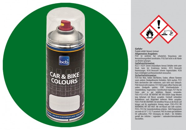 Acryllack in RAL Classic 6016 Türkisgrün