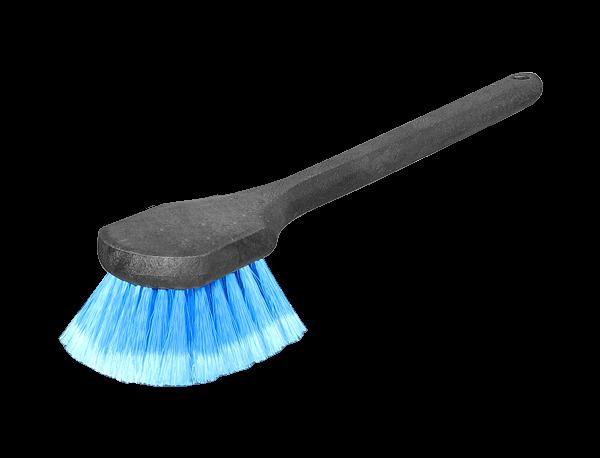 Weiche Waschbürste mit langem Handgriff SF7
